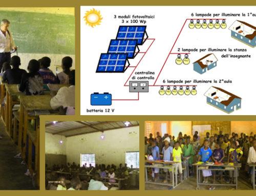 Passare dal dire al fare: il fotovoltaico in Burkina Faso