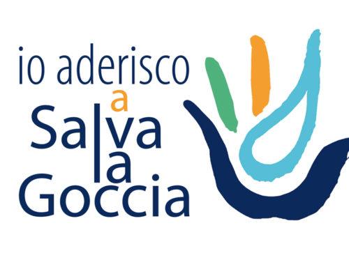 Torna Salva la goccia, campagna per il risparmio idrico di Green Cross