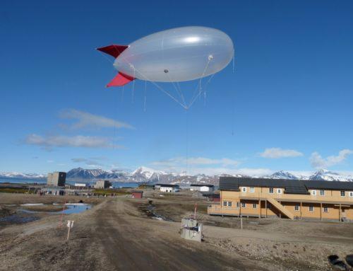 """""""Sotto un cielo di bit"""", ambiente e ricerca in diretta dal Polo Nord"""