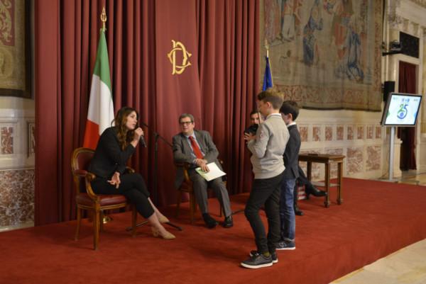 732e2ce7e4 Premiati alla Camera dei Deputati i ragazzi più green d'Italia ...